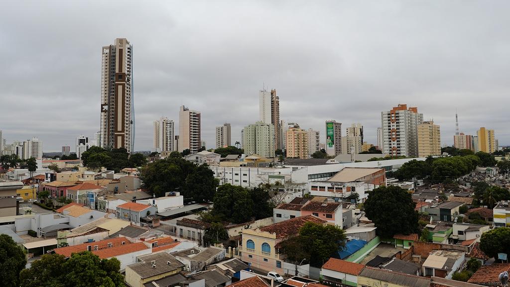 Häuser von Cuiabá